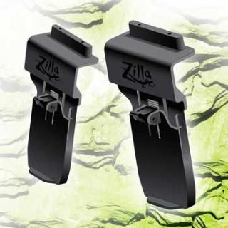 Zilla Metal Screen Cover Locking Clips 2 Pk