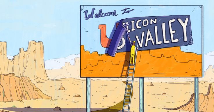 Silicon Valley Can't Be Replicated