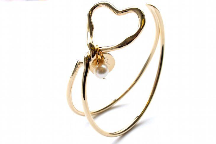 #bijoux #minimal  #heart #jewels #fashion #golden #ipstyle