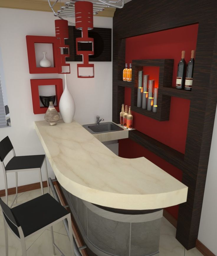 Minibar en casa buscar con google barsito temporal for Mini casas decoracion