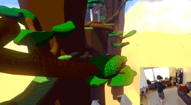 VR Game At A Glance: Windlands Lets You Swing Around Like Spider-Man