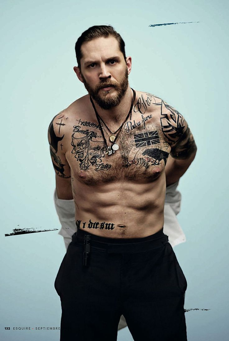 He's a guy known for his talent, his incredible array of voices, his physicality, and his penchant for putting on mass/changing his body for roles. But who is Tom Hardy? We've searched through a ton of Tom Hardy stories, trivia, and facts to bring you your own personal Tom Hardy biography or wiki. #tomhardy