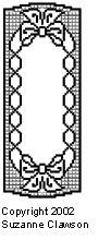 Pattern E: Ribbon Runner