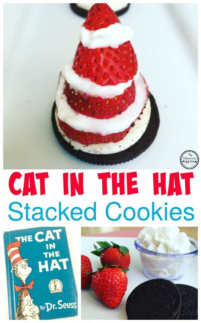 how to make dr seuss cat in the hat hat