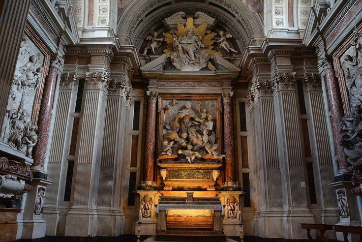 Basilica di Santa Maria del Carmine (Firenze) - Cappella Corsini