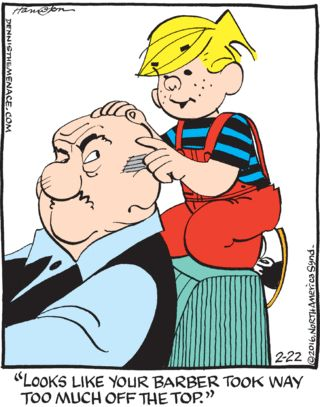 Dennis The Menace  (Feb/22/2016)                                                                                                                                                                                 More