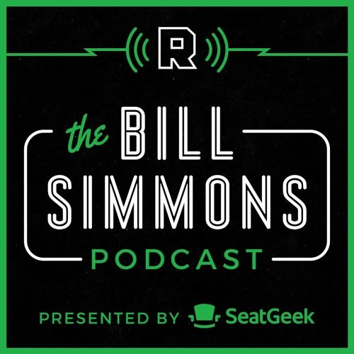 HBO's Bill Simmons relaunches the most downloaded sports podcast of all-time with a rotating crew of celebrities, athletes and media members, as well as mainstays like Cousin Sal, Joe House and other