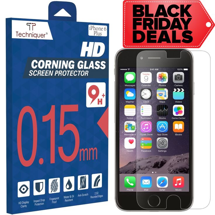 Black Friday Deals! iPhone 6S Plus Screen Protector