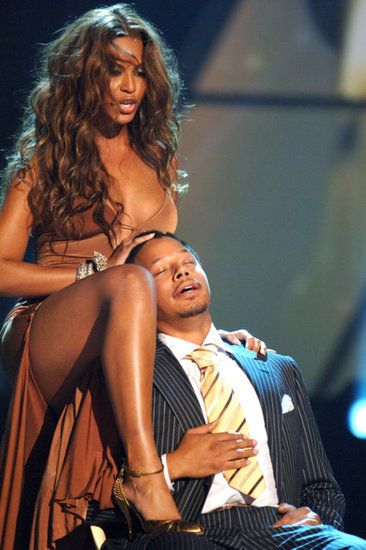 Terrence Howard wasn't ready for Beyoncé's jelly