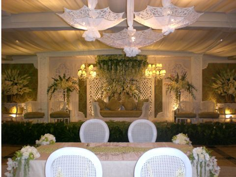 17 best images about indonesia wedding decoration on