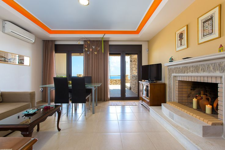 fradellosvillas.gr Villa Chrissi in Gerani, Rethymno - Crete #villa #rethymno #crete #greece #vacation_rental #private #luxurious_accommodation #summer_in_crete #visit_greece #indoors
