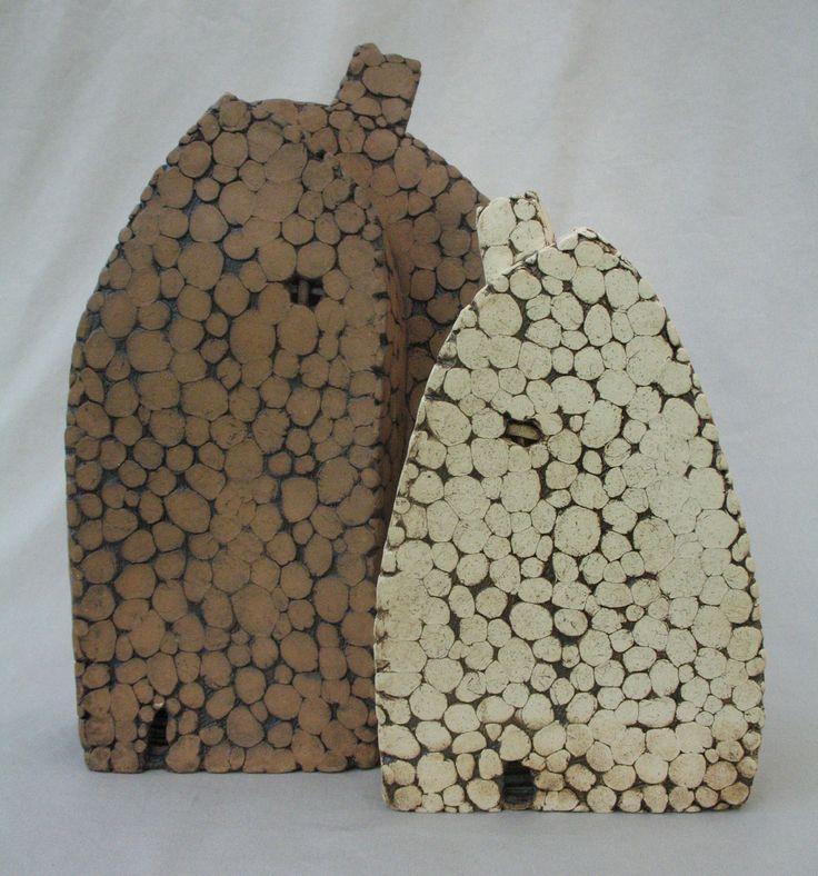 556 Best Ceramic Houses Images On Pinterest Ceramic