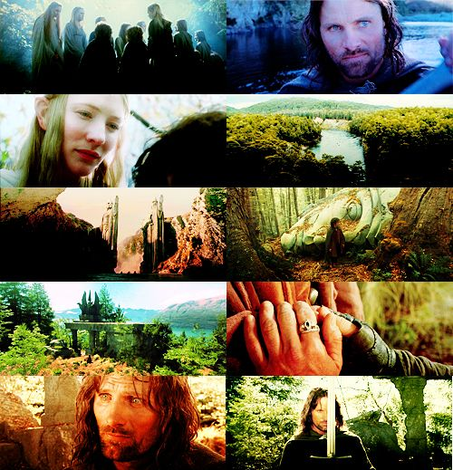 The Lord of the Rings: The Fellowship of the Ring: Movie Pictures, Obsession