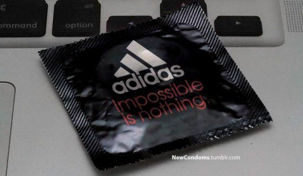Branded Condoms Adidas