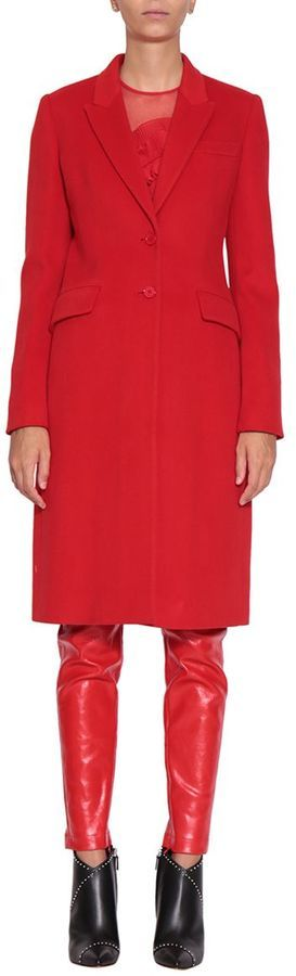 Givenchy Wool Overcoat