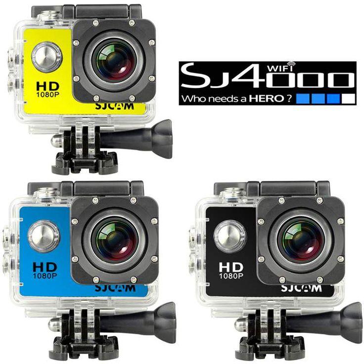 Самый полный обзор экшн-камеры SJCAM SJ4000 WiFi