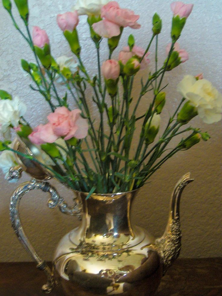 Another flower arrangement from the shower