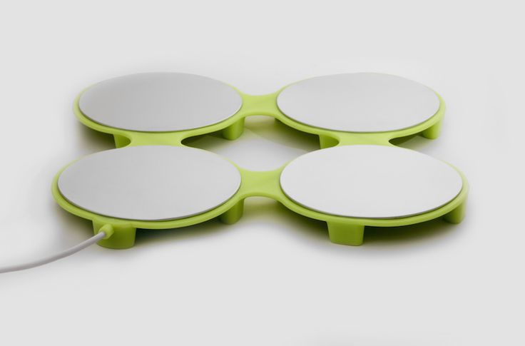 The new portable, foldable hotplate is designed to give observant Jews a safe, rabbinically sanctioned method of heating food on the Sabbath.
