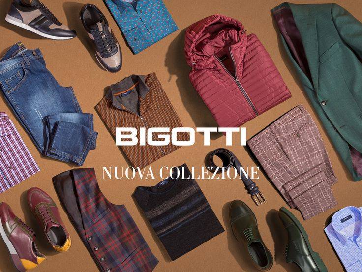 From #casual to #formal, #following the #trends, the #new #Bigotti #Fall/#Winter 2017 #collection #exudes #urban #sophistication in #every #moment of the #day  www.bigotti.ro