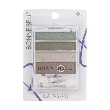 Bonne Bell Eye Shadow Urban Camouflage (617), 0.14 OZ, Green