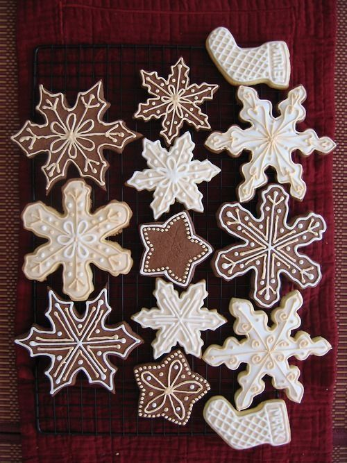 christmas cookies by faye