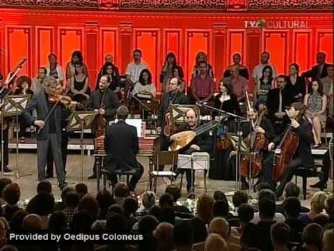 Vivaldi: Giuliano Carmignola at the Enescu Festival | Venice Baroque Orq...