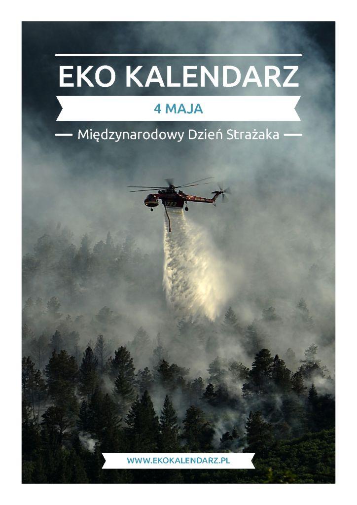 Międzynarodowy Dzień Strażaka – pakiet edukacyjny