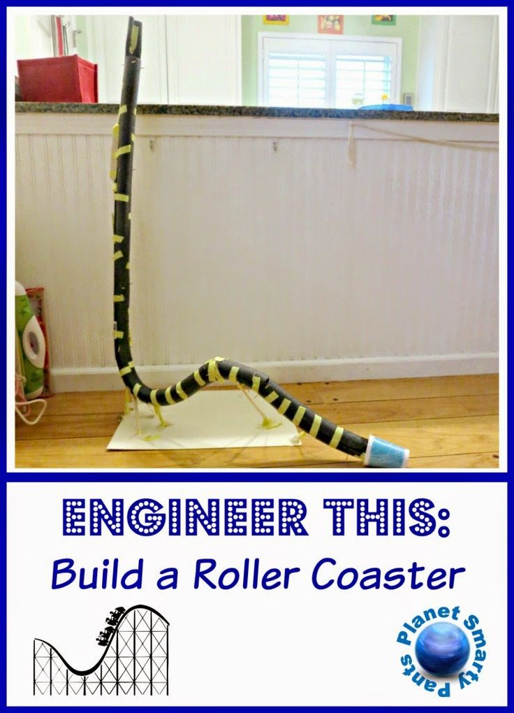 Engineer This: Design and Build a Roller Coaster