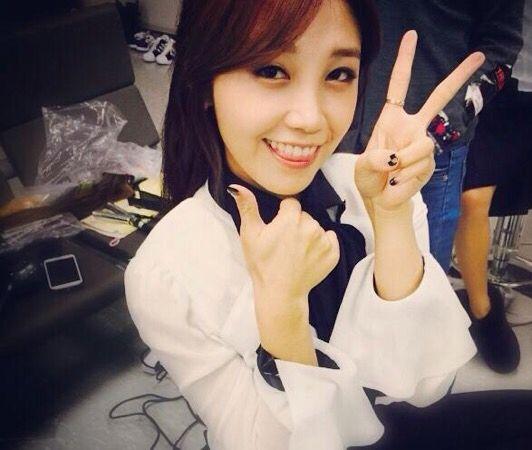 Eunji Selfie