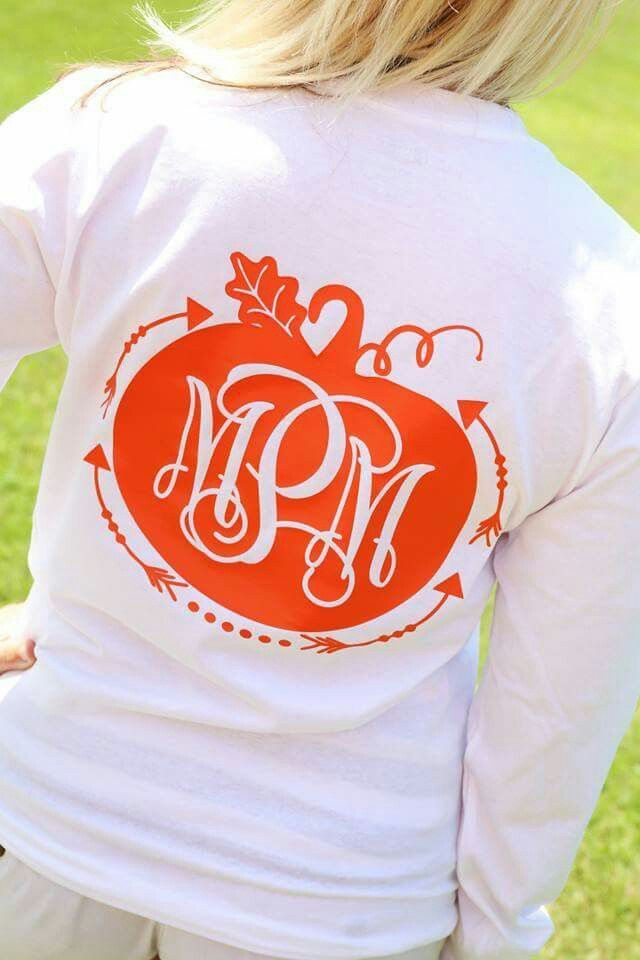 This is so cute for Fall!!  http://www.ddpmonogramsandgifts.com
