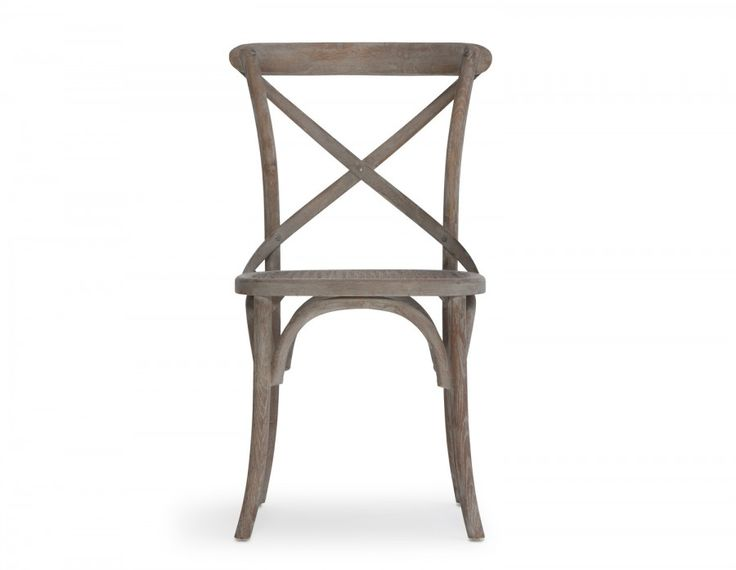 With an antiqued oak wood frame and rattan seat, Cross looks like it's been plucked from your favourite bistro. Not only is this chic chair ideal for the kitchen and dining room, it also looks great at a desk. Equally at home in cottages, condos or houses, Cross adds the perfect dash of French flair.