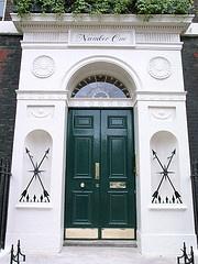No. 1 Bedford Square, London, 1765.