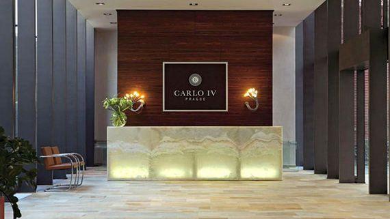 Boscolo carlo iv praga rep blica checa hotel de 5 for Hoteles de lujo modernos