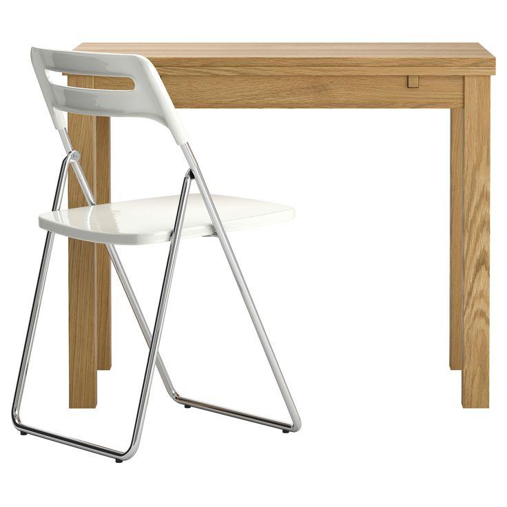 BJURSTA/NISSE Table et 1 chaise - IKEA