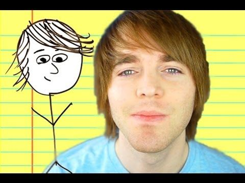 DRAW MY LIFE - Shane Dawson Literally all I've ever wanted.