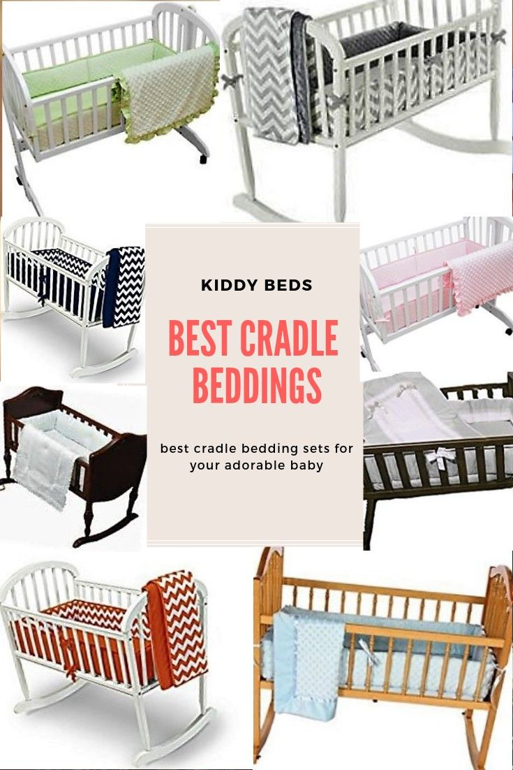 Best Cradle Bedding For Baby To Sleep Peacefully Cradle Bedding