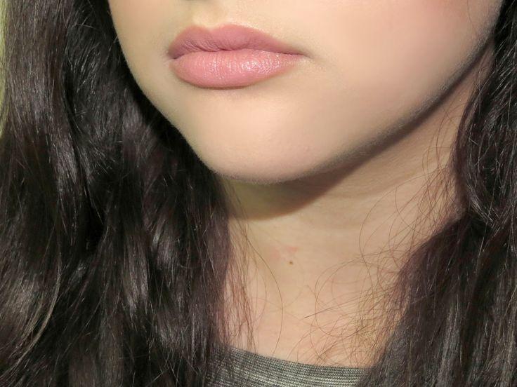 farmácia tutorial de maquiagem, NYX macio fosco creme labial em Estocolmo e Istambul