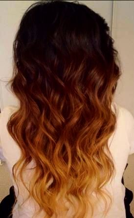 Red Ombre Hair: Hit or Miss? | Lady code