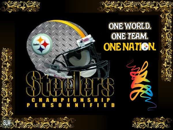 PITTSBURGH STEELERS~steeler nation