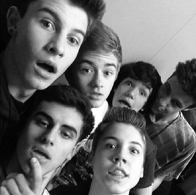 How many loves for the MAGCON boys? | Magcon Boys | Pinterest