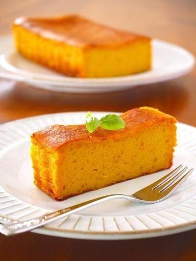 ハロウィンの簡単かぼちゃスイーツレシピ「かぼちゃのチーズケーキ」日経ウーマンオンライン掲載!