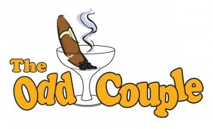Fridays - Sundays through April 29 at Lakeland Community Theatre: Community Theatre, Odd Couple