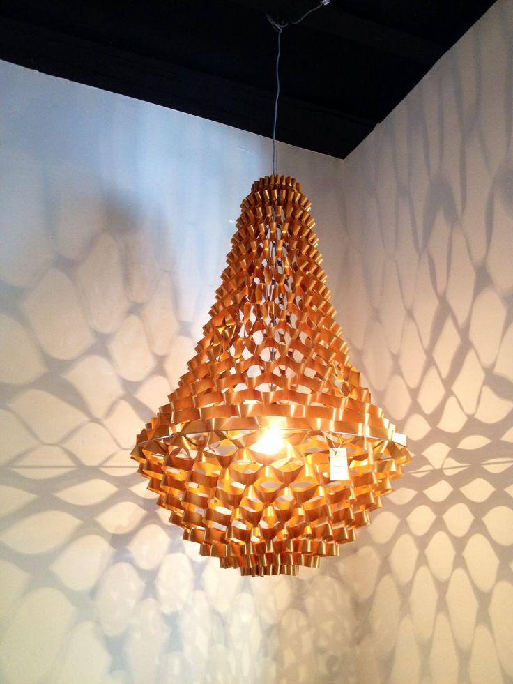 Lamp gezien @ het arsenaal in Naarden van jan des Bouvries.