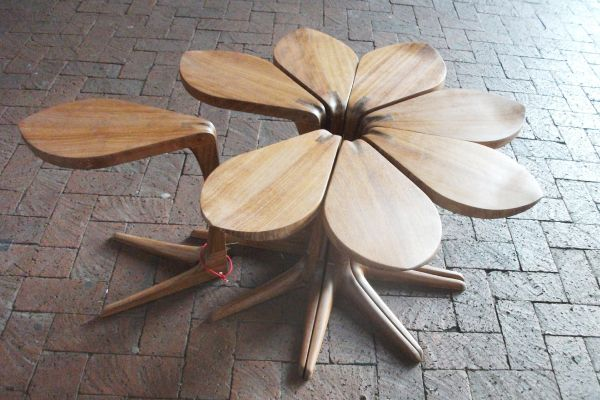 #Love me, love me not table by Vogel Design, Cape Town, South Africa