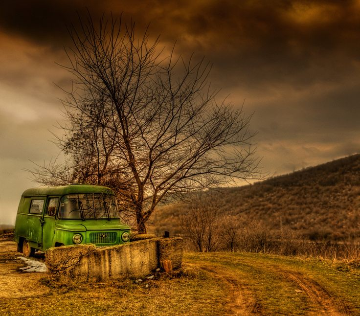 Nysa 522 Polands Retro Van by ROCKONOFF IVO on 500px