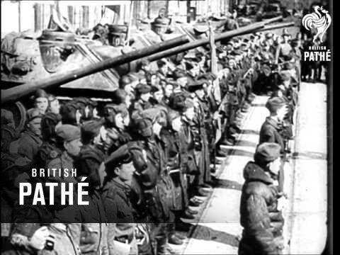 Russians Enter Berlin (1945)