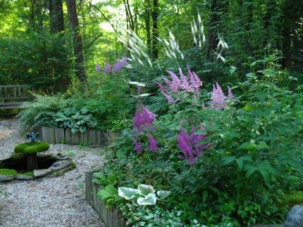 Barbara's garden, NY: Fine Garden of the day