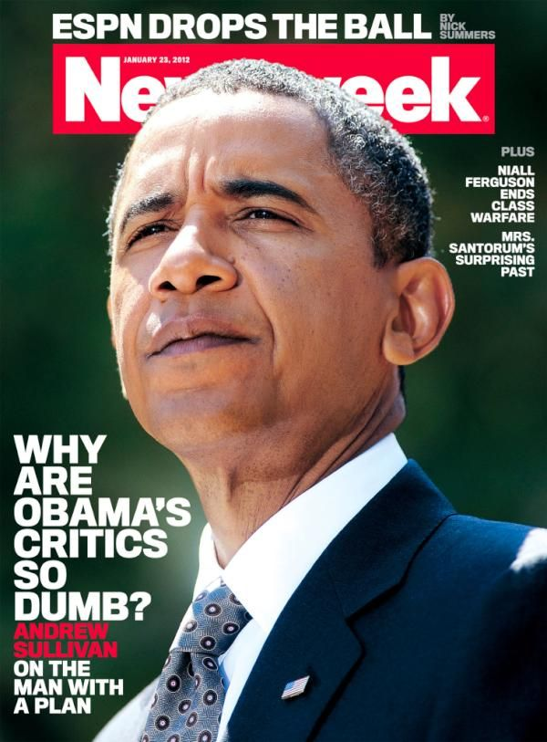 """Newsweek asked a great question.""""The conservative movement is based upon visceral opposition to Obama but no longer really stands for anything meaningful. If you support a market system, lower taxes for most Americans, fiscal responsibility, and economic recovery, the facts overwhelmingly support Obama over his conservative opponents.  If you believe the right wing rhetoric blaming Obama for the deficit or the state of the economy, at the very least you are misinformed."""""""