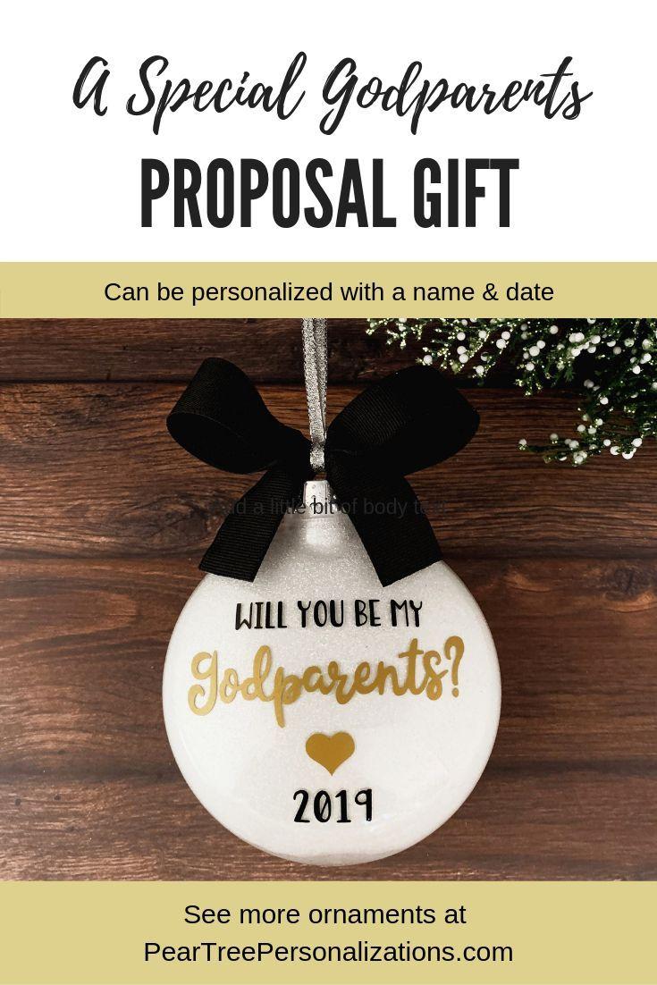 Werden Sie meine Paten-Geschenk, Paten-Antrag-Geschenk, Paten-Verzierung, Paten-Antrag sein, werden Sie meine Gott-Eltern sein