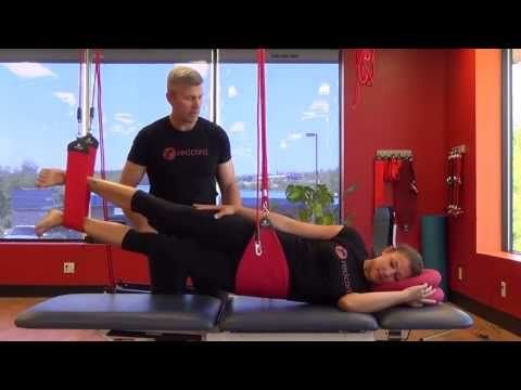 Red cord therapy - Northern Edge Physical Therapy- amazing! www.northernedgept.com/